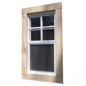 Sliding Window With Screen