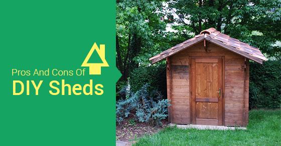 Wood Sheds